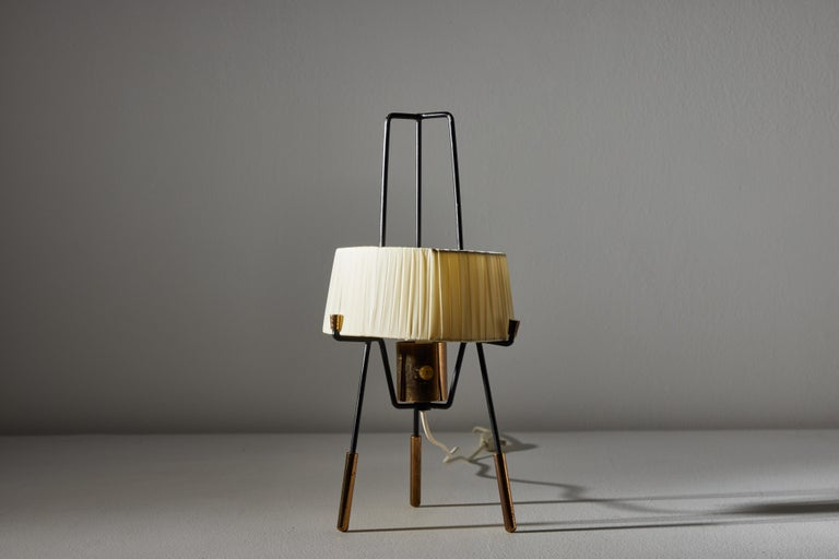 Mid-20th Century Table Lamp by Stilnovo For Sale