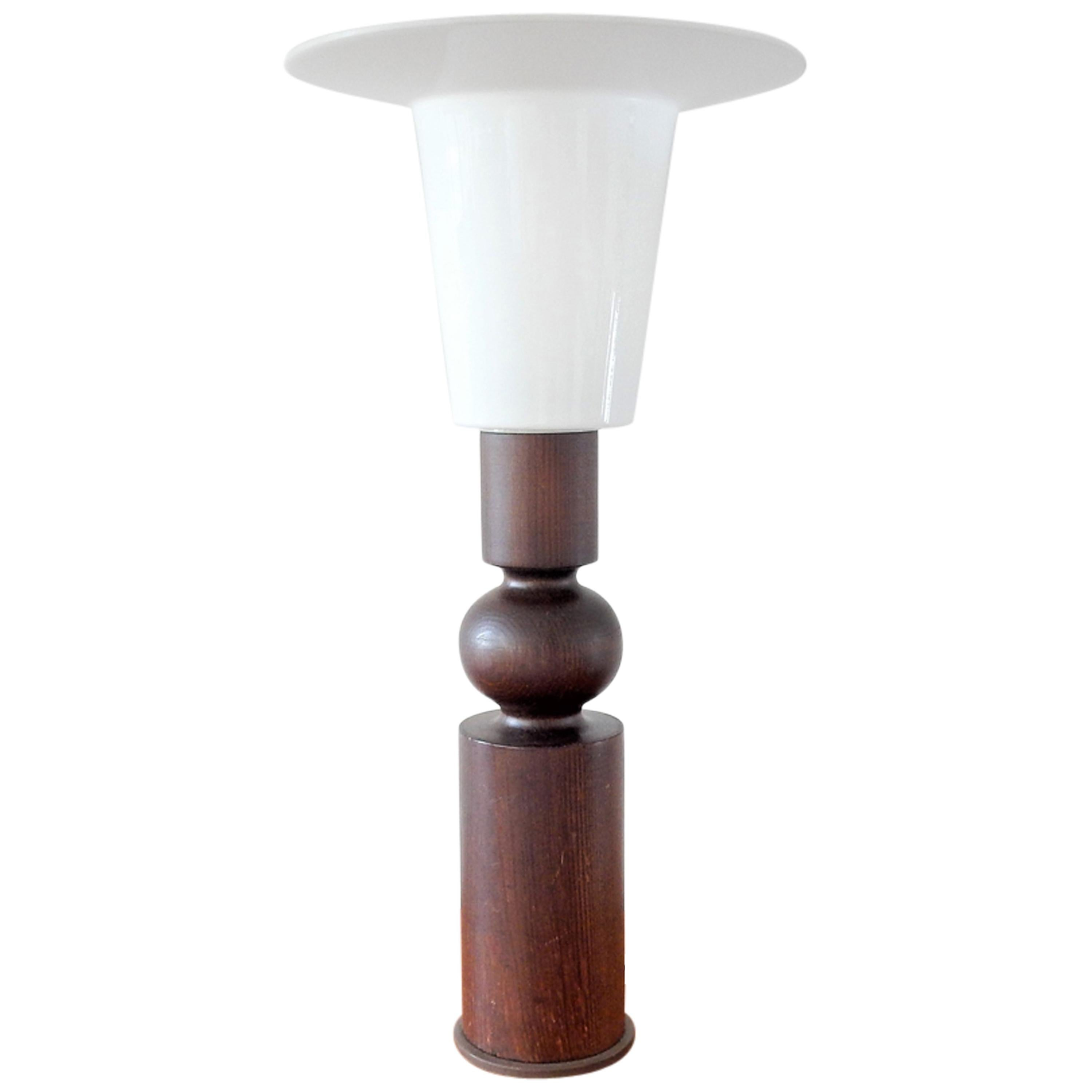 Table Lamp by Uno & Östen Kristiansson for Luxus, Sweden, 1970s-1980s