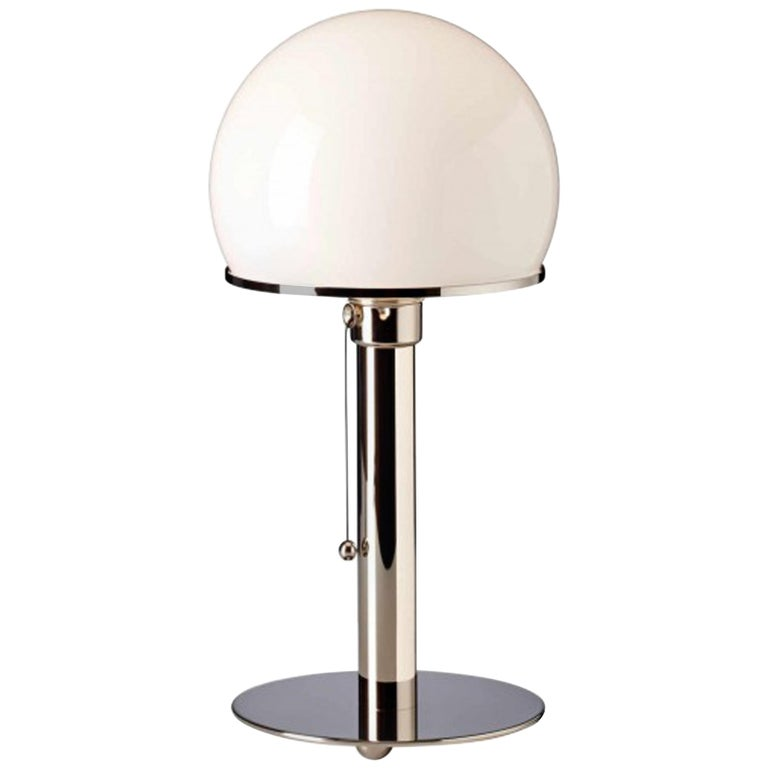 Table Lamp by Wilhelm Wagenfeld For Sale