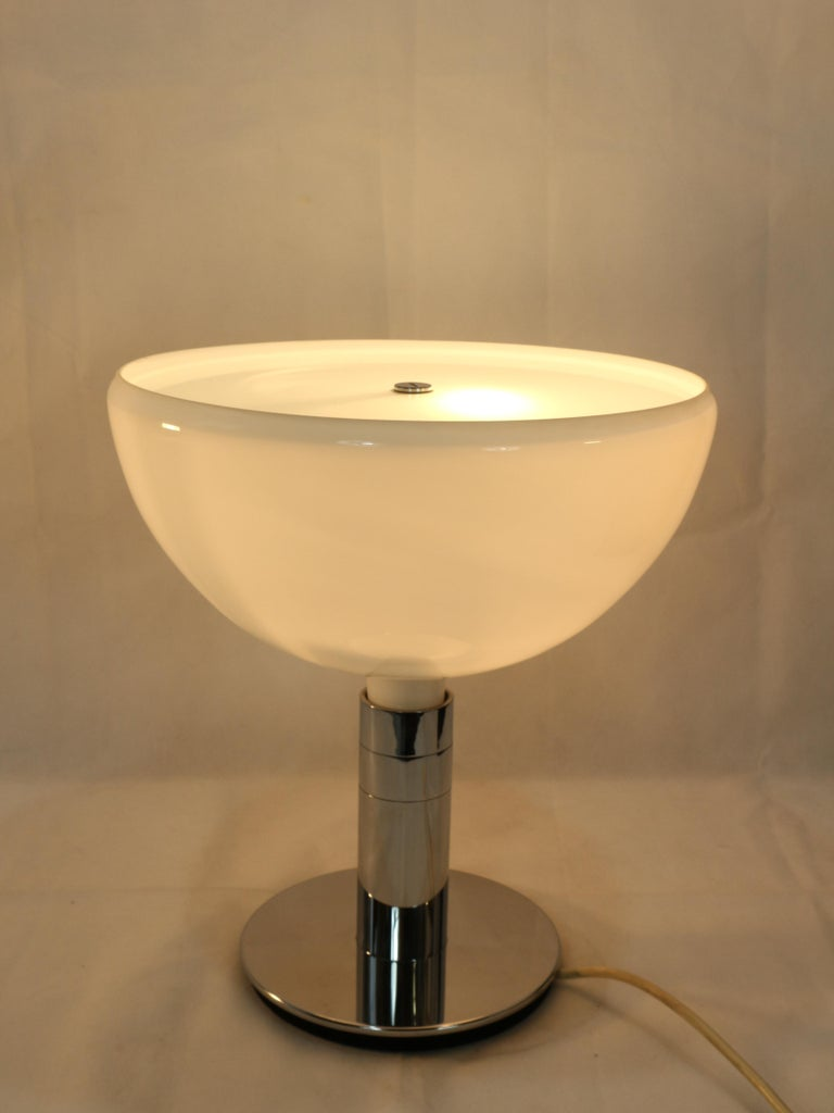 Table Lamp Designed by Franco Albini and Franca Helg for Sirrah, 1969 2