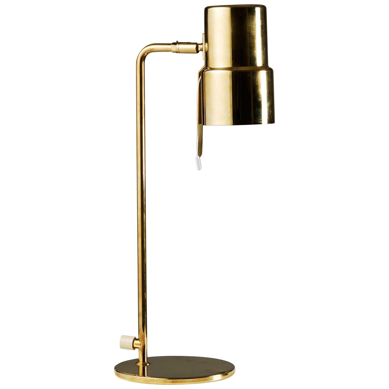 Table Lamp Designed by Hans-Agne Jakobsson, Sweden, 1950s