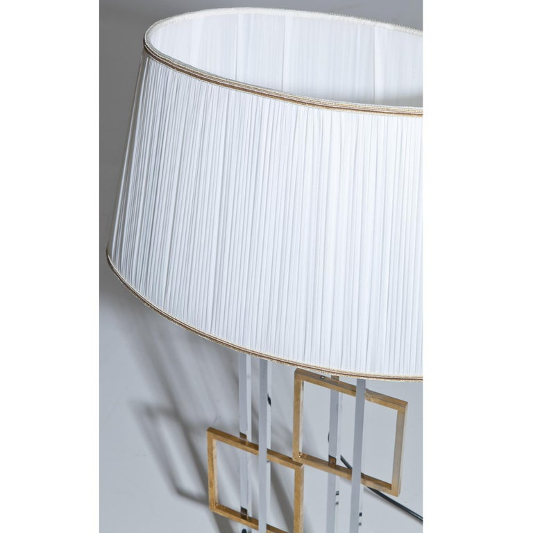 Mid-Century Modern Table Lamp in the Style of Romeo Rega, Italy 1970s For Sale