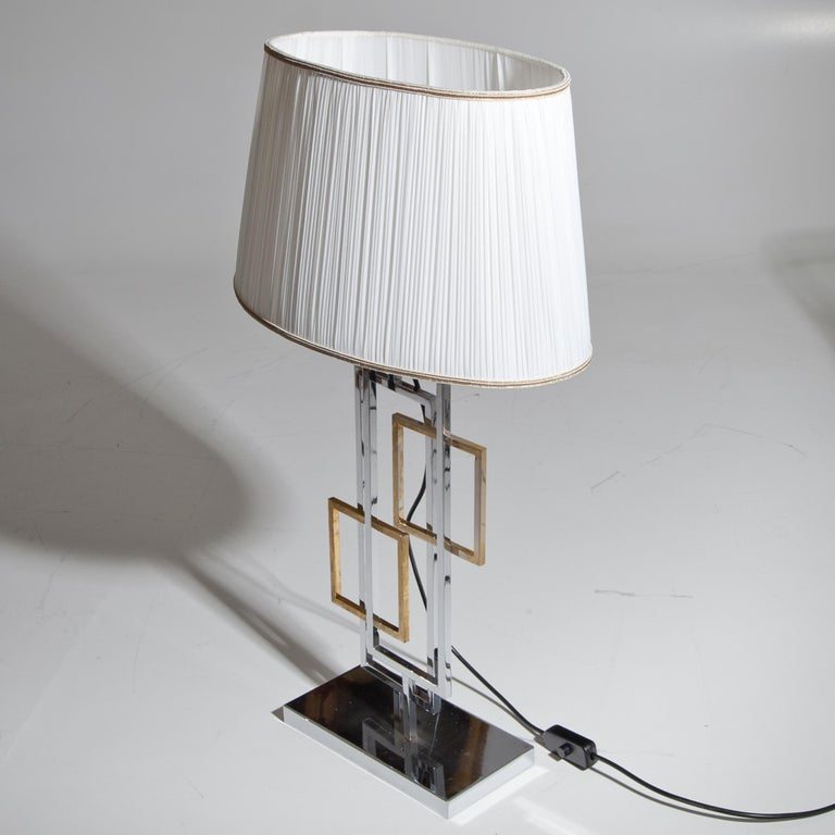 Table Lamp in the Style of Romeo Rega, Italy 1970s In Good Condition For Sale In Greding, DE