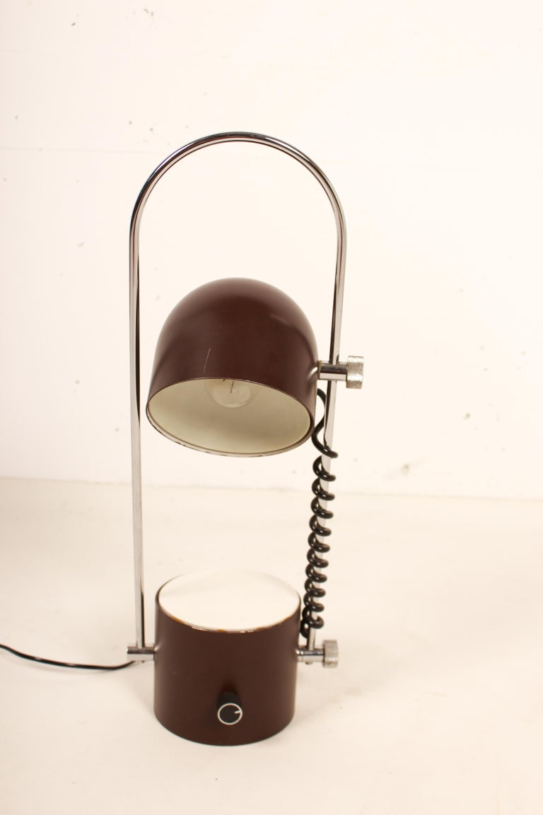 Spanish Table Lamp Madom Design by Josep Maria Magem, 1970s For Sale
