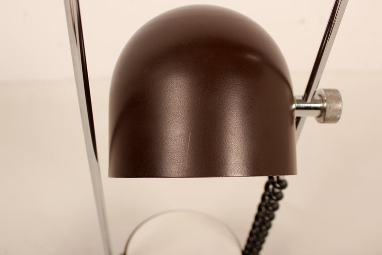 Table Lamp Madom Design by Josep Maria Magem, 1970s In Good Condition For Sale In Santa Gertrudis, Baleares