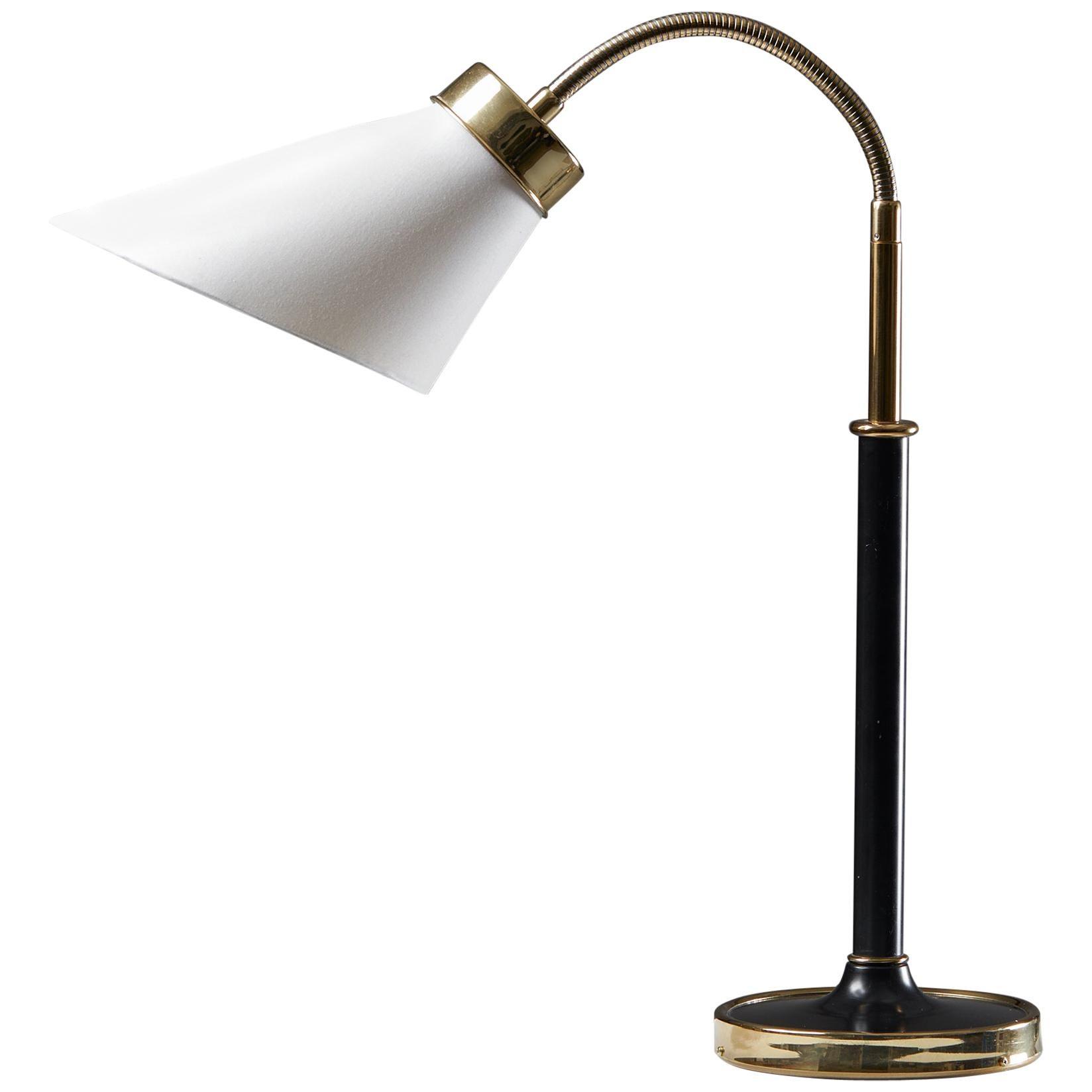 Table Lamp Model 2434 Designed by Josef Frank for Svenskt Tenn,
