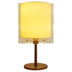 Table Lamp Model 2833 by Nathalie Grenon for Fontana Arte, 1990s