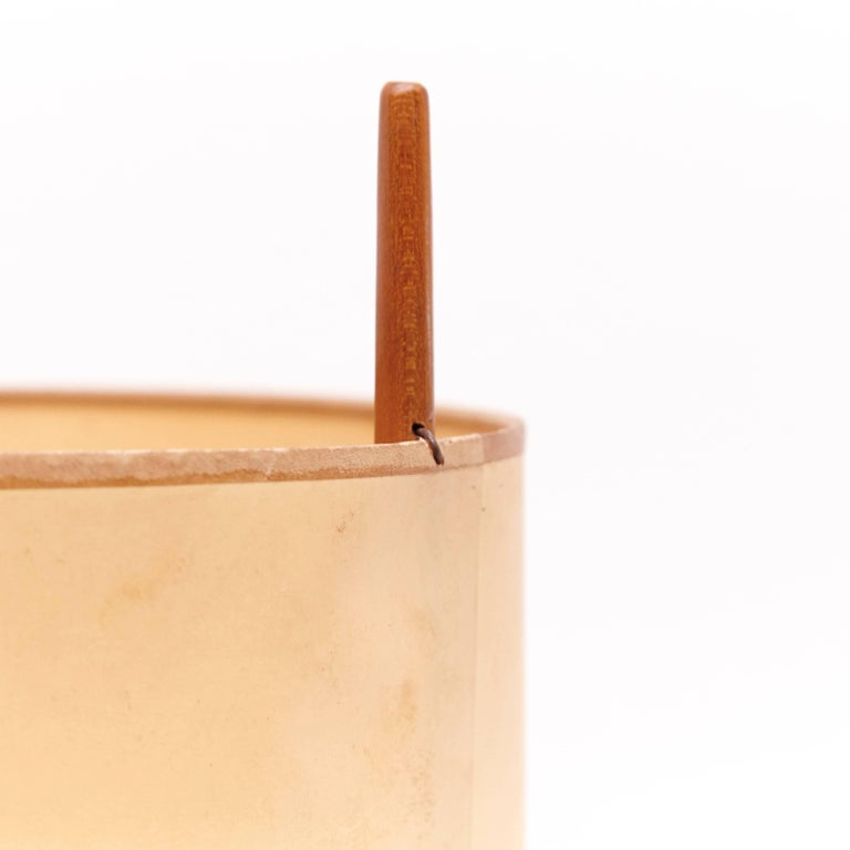 American Table Lamp Model 9 by Isamu Noguchi for Knoll, USA, 1947 For Sale