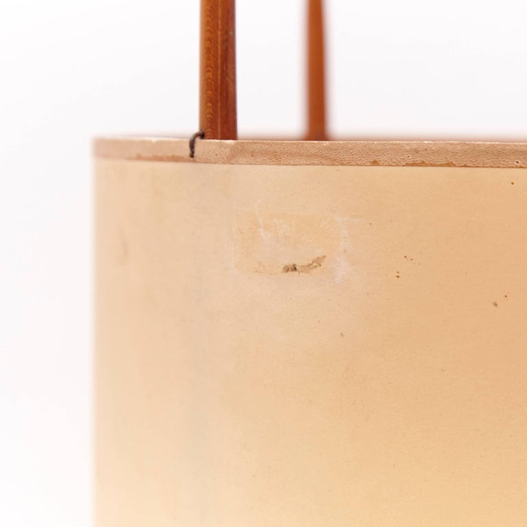 Mid-20th Century Table Lamp Model 9 by Isamu Noguchi for Knoll, USA, 1947 For Sale