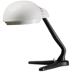 Table Lamp Model A704 Designed by Alvar Aalto for Valaistustyö, Finland, 1950s