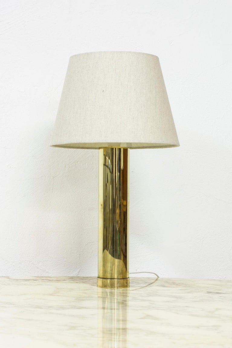 Scandinavian Modern Table Lamp Model