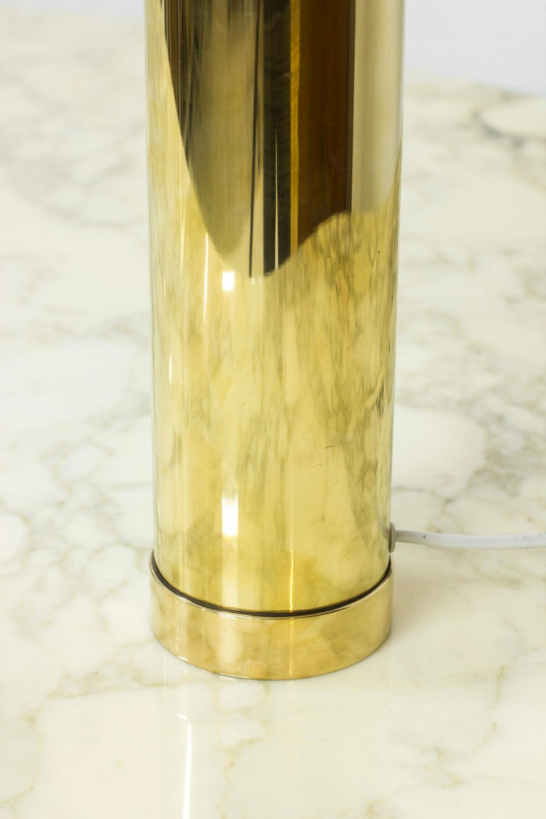 Brass Table Lamp Model