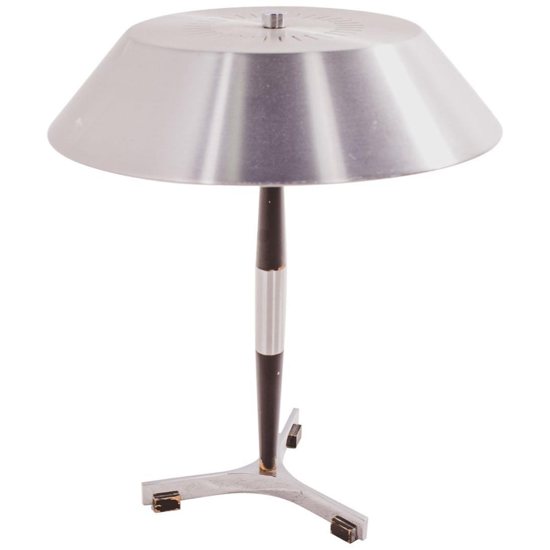 """Table Lamp Model """"Presidente"""" by Jo Hammerborg for Fog & Mørup"""