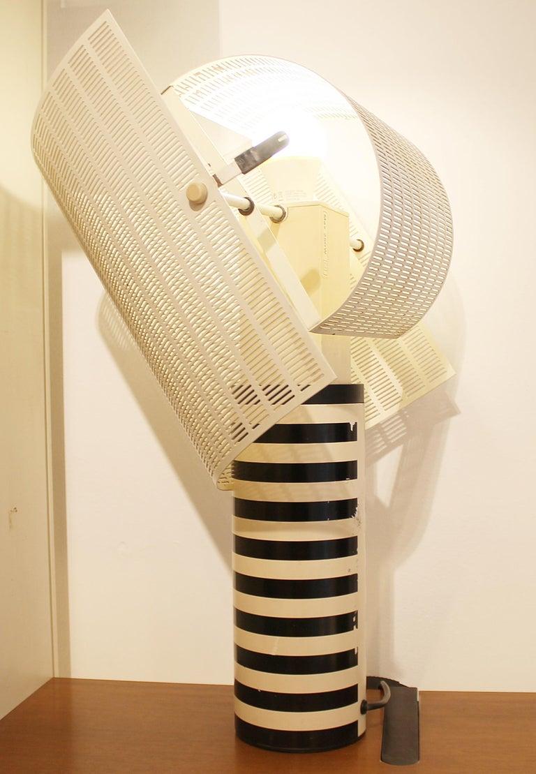 Italian Table Lamp Model 'Shogun' by Mario Botta for Artemide, Italy For Sale