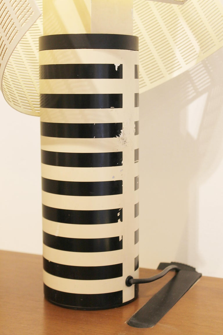 Late 20th Century Table Lamp Model 'Shogun' by Mario Botta for Artemide, Italy For Sale