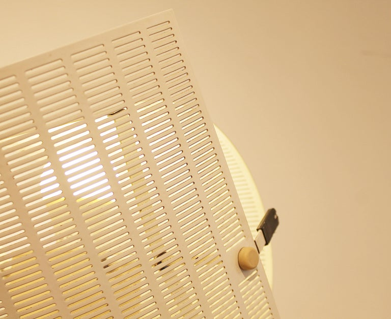 Table Lamp Model 'Shogun' by Mario Botta for Artemide, Italy For Sale 1