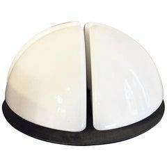 Table Lamp Murano Glass by Designer Giorgio De Ferrari for VeArt, 1970s