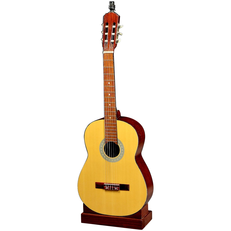 Table Lamp, Palma, Classical Acoustic Guitar