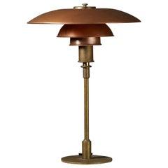 Table Lamp PH 4/3 Designed by Poul Henningsen for Louis Poulsen, Denmark, 1929