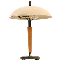 Table Lamp Produced in Sweden