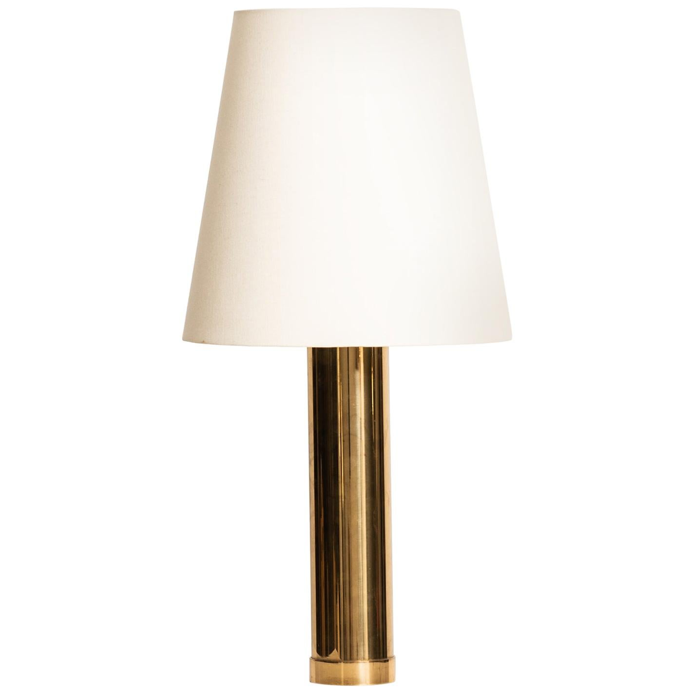 Table Lamps Model B-010 Produced by Bergboms in Sweden