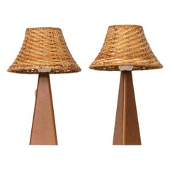 Table Lamps Produced by AB Armaturhantverk in Sweden