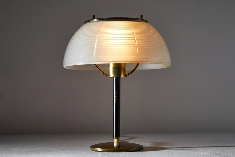 Italian Table Lamp by Tito Agnoli for Oluce For Sale