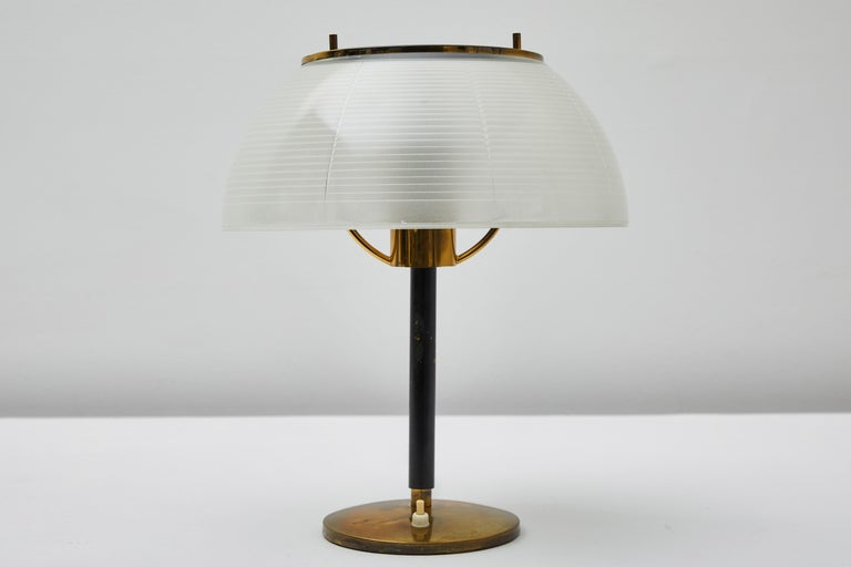 Mid-20th Century Table Lamp by Tito Agnoli for Oluce For Sale