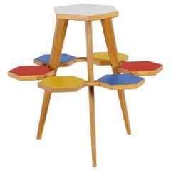 Table Mid-Century Modern Italian Manufacture, 1950s