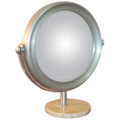 Table Mirror 1960s Artemide Narciso