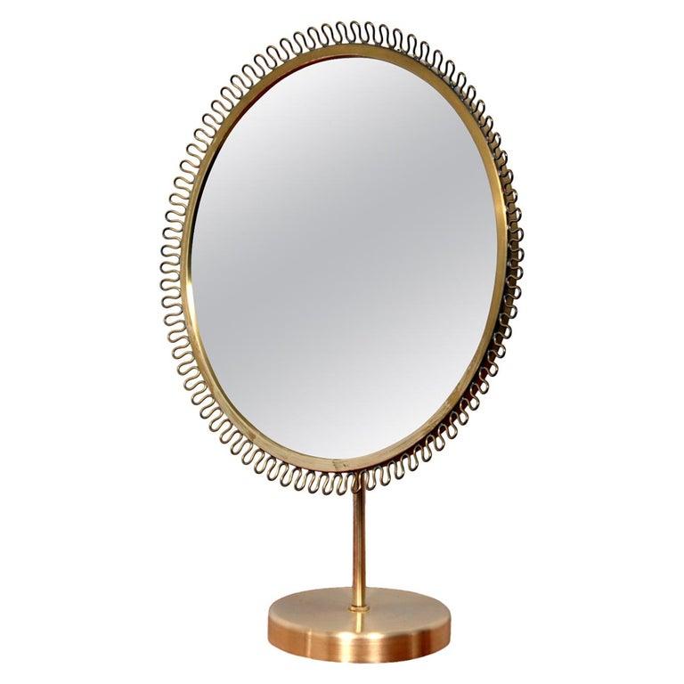 Table Mirror by Josef Frank for Svenskt Tenn in Sweden
