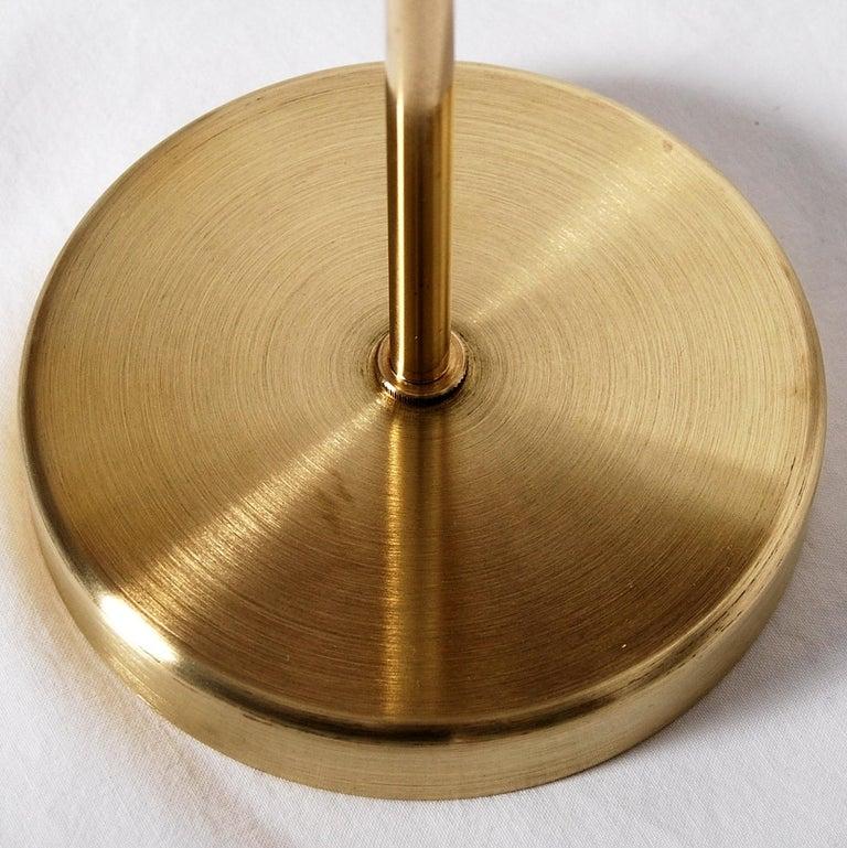 Brass Table Mirror by Josef Frank for Svenskt Tenn, Sweden