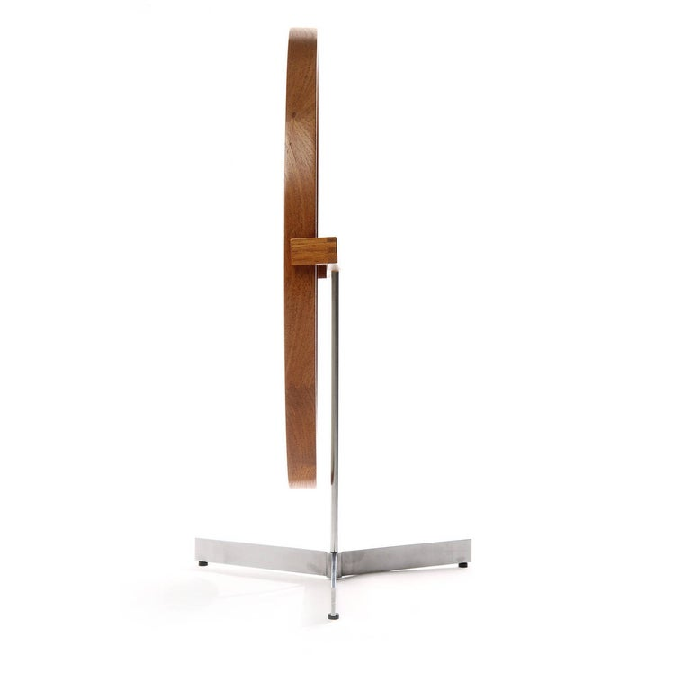 Mid-20th Century Table Mirror by Uno and Osten Kristiansson For Sale