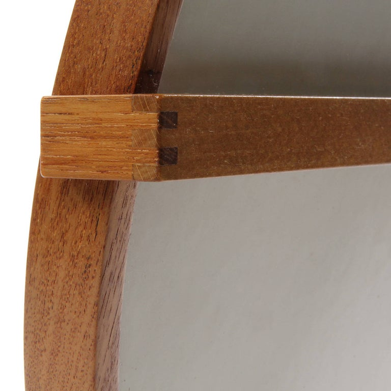 Table Mirror by Uno and Osten Kristiansson For Sale 2