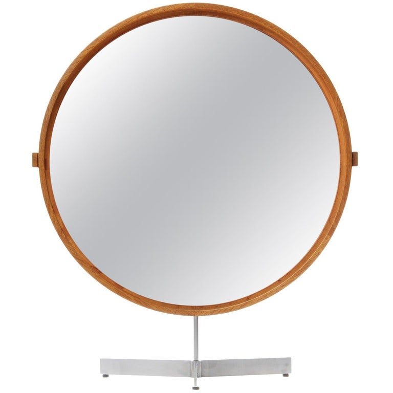 Table Mirror by Uno and Osten Kristiansson For Sale