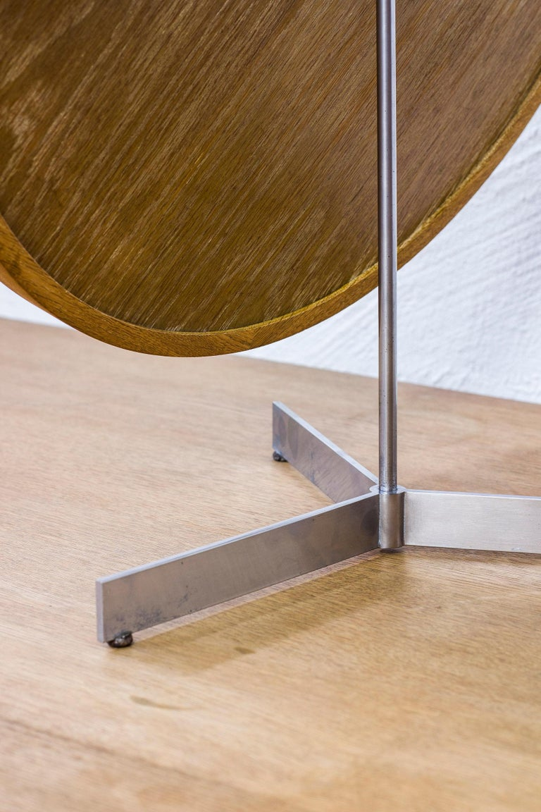 Table Mirror by Uno & Östen Kristiansson for Luxus, Sweden, 1950s In Good Condition For Sale In Stockholm, SE