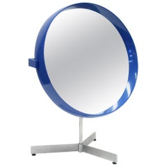 Table Mirror by Uno & Östen Kristiansson for Luxus Sweden, 1960s