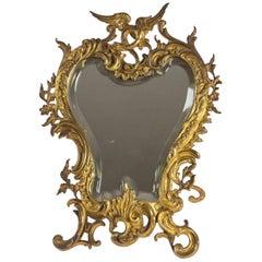 Table Mirror Rococo