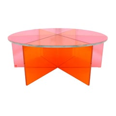 "Table Mod ""XXX"" Designed by Johanna Grawunder and Edited by Glass Italia"