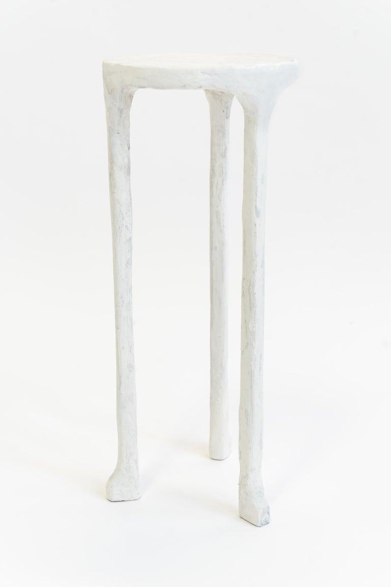 American Table No. 3 Plaster by JM Szymanski
