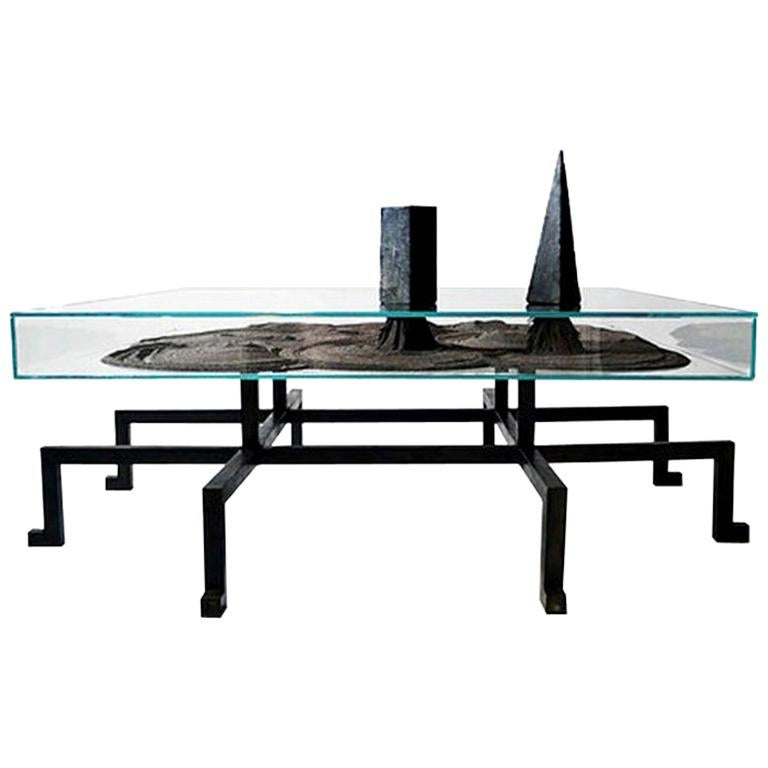 J.M. Szymanski table no. 5, new, offered by Hammer and Spear