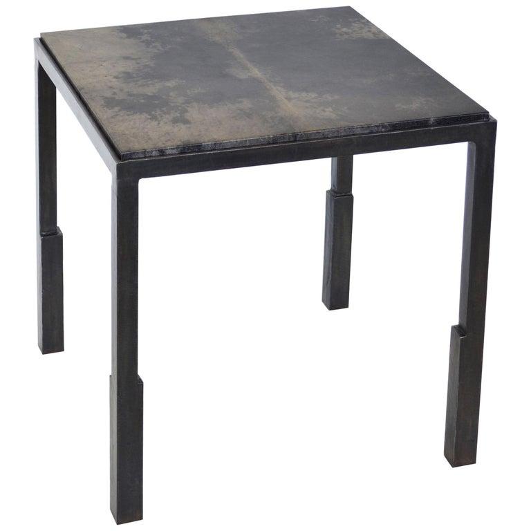 Table No. 9 Parchment by JM Szymanski For Sale