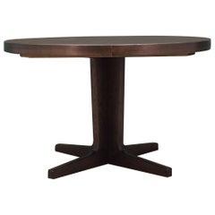 Table Oak, Danish Design, 1960s