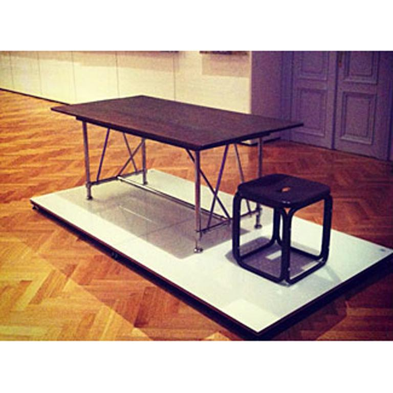 Jugendstil Table Otto Wagner