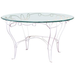 Table Philo, for Outdoor, Made in Italy