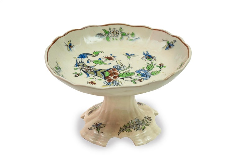 Table Service with Cornucopias, Keramis, Boch Freres, Early 20th Century For Sale 1