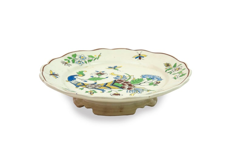 Table Service with Cornucopias, Keramis, Boch Freres, Early 20th Century For Sale 3