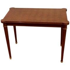 Table Signed Jules Leleu, circa 1940, France