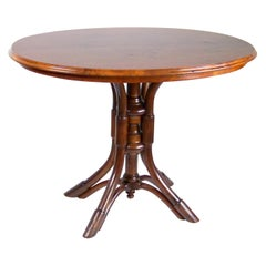 Table Thonet Nr.56, circa 1885