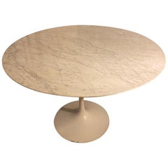 Table Tulipe or Tulip Table, Eero Saarinen & Knoll International
